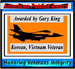 American Patriot Award