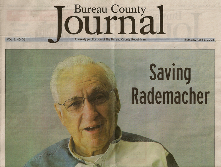 Saving Rademacher 1A